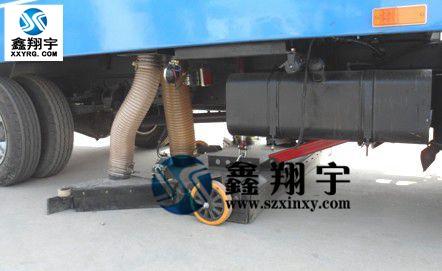 进口工业软管弹性好耐磨损性强用于扫地车