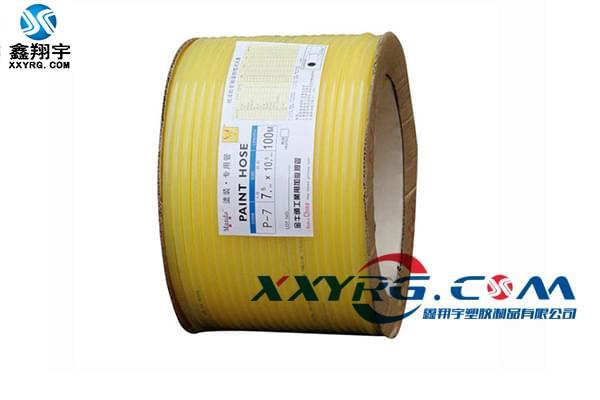 XY-0502耐酸碱耐溶济耐腐蚀喷漆软管