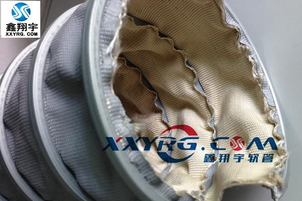 XY-0426耐温800度高温风管
