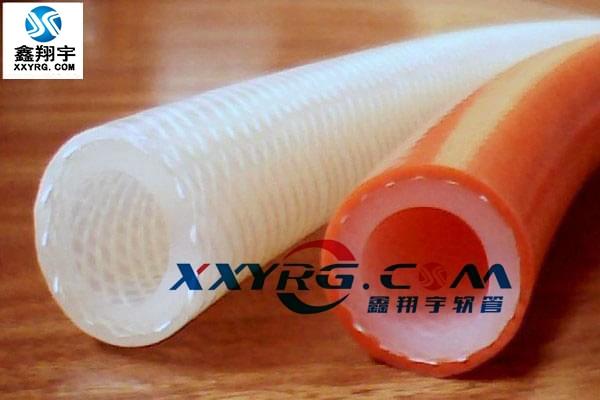 XY-0109硅胶网纹管