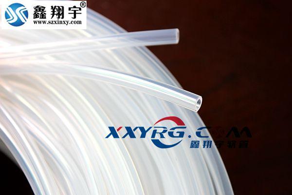 XY-0103耐高温食品级硅胶管