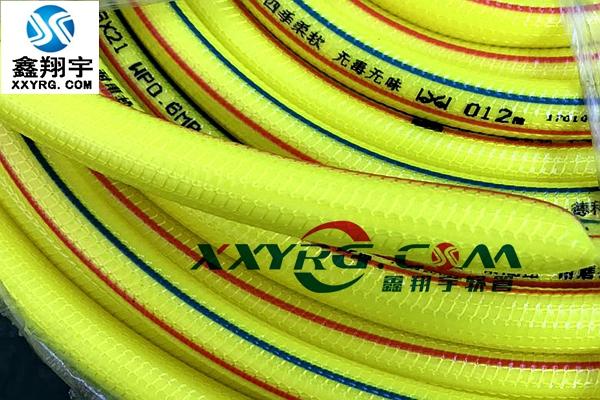 XY-0220PVC钩编防扭曲软管
