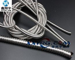 XY-0601单扣不锈钢201 304穿线金属软管