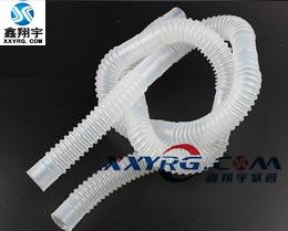 医用呼机吸雾化器波纹软管 医疗回路 透明无毒波纹管 内径22mm