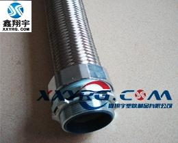 XY-0609穿线不锈钢编织防爆金属软管 电线电缆保护