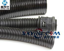 XY-0602穿线聚乙烯PE塑料波纹软管