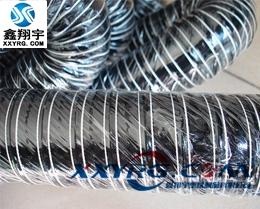 XY-0402耐高温黑色矽胶高温通风软管