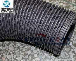 KS0911耐高温阻燃韩国KIC进口尼龙布伸缩风软管