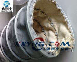 XY-0426耐温800度高温伸缩通风排风排气软管
