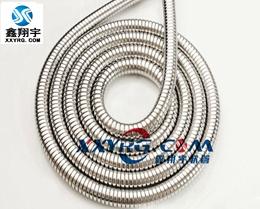 XY-0618双扣不锈钢金属软管